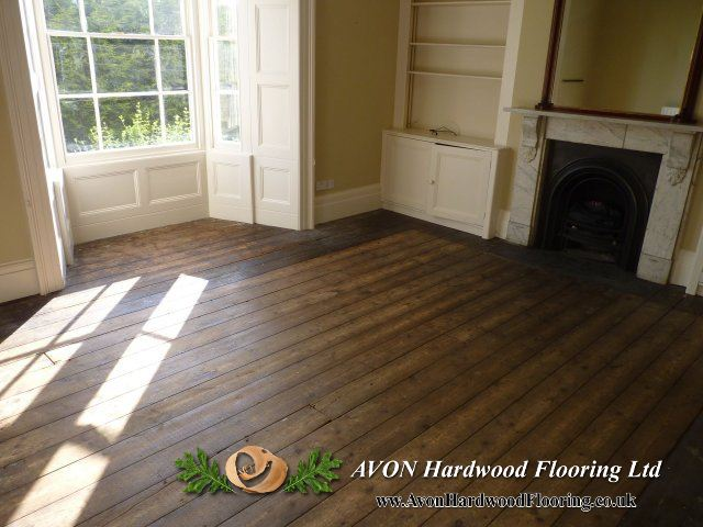 Floor sanding in Bristol