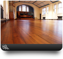 Church floor sanding Bristol